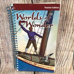 Abeka 3 h Worlds of Wonder Teacher Edition